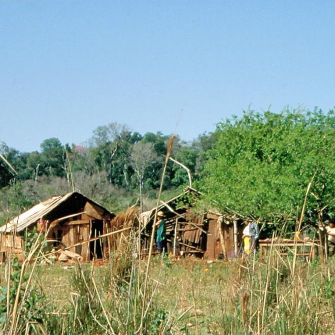 Village guarani