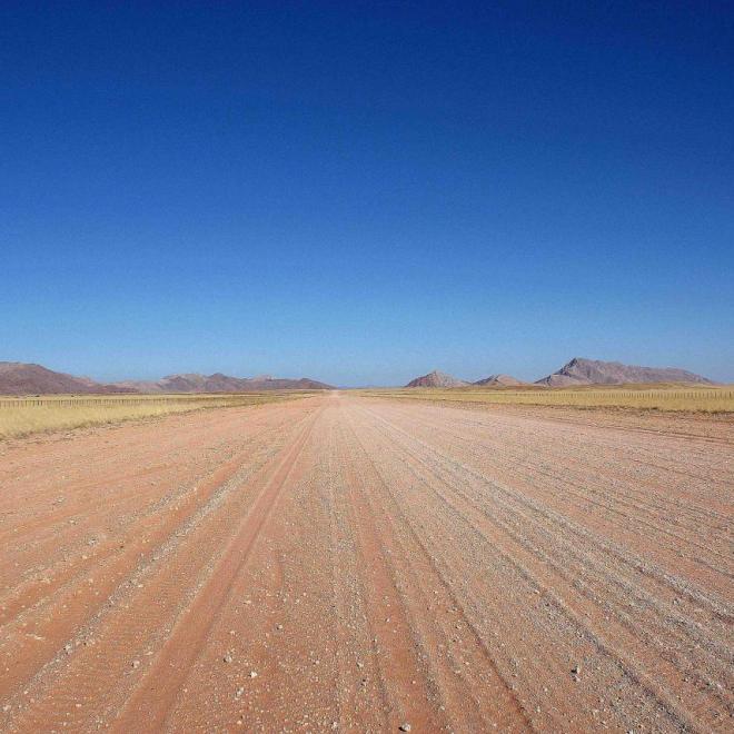 Des routes qui mènent vers l'infini