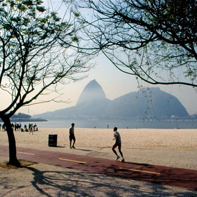 Rio au petit matin
