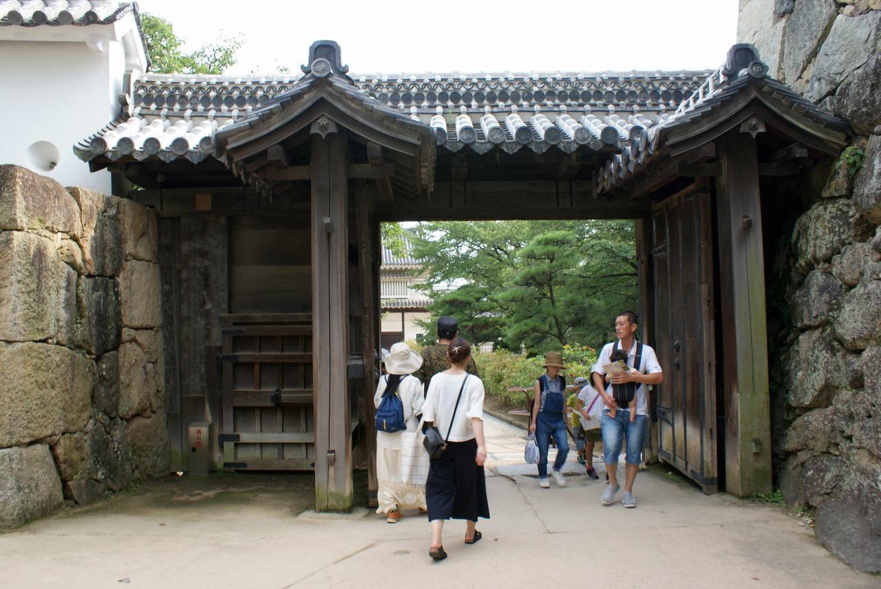 Himeji for Jardin kokoen
