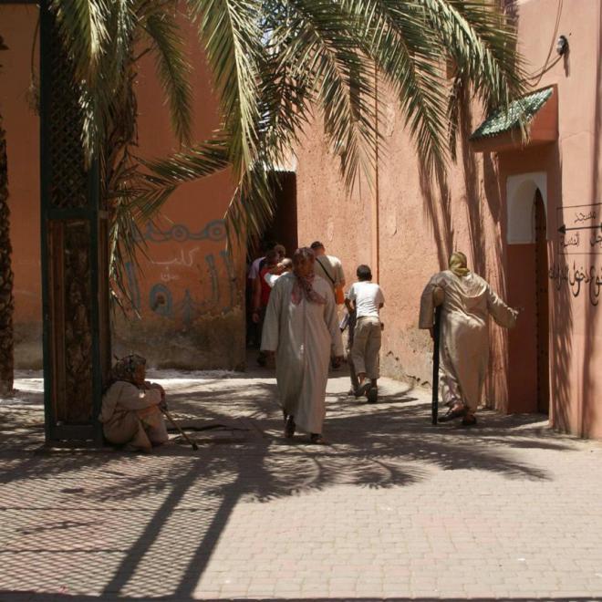 Maroc d'hier et d'aujourd'hui