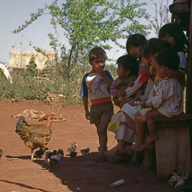 Enfants guarani