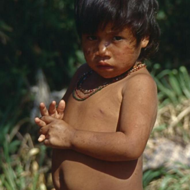 Jeune guarani