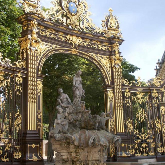 La Fontaine d'Amphitrite