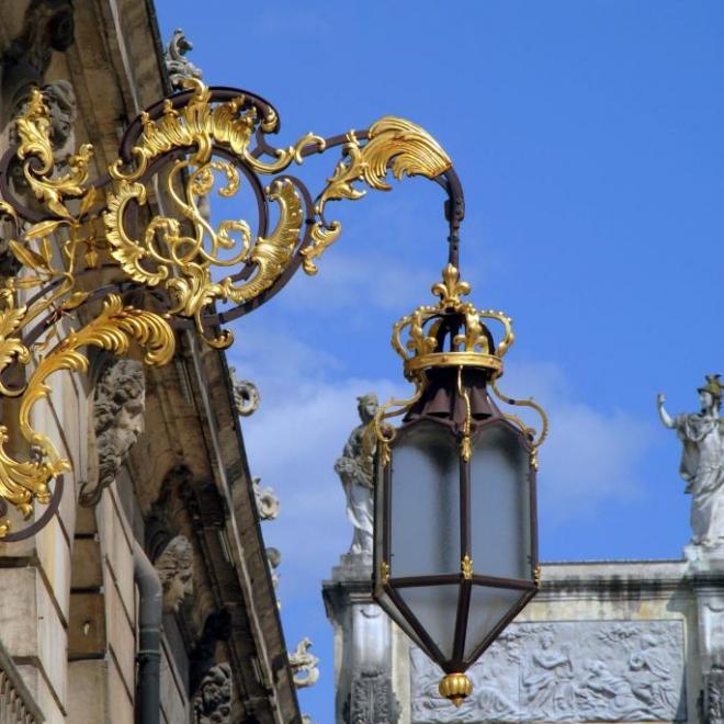 Lanterne de Jean Lamour