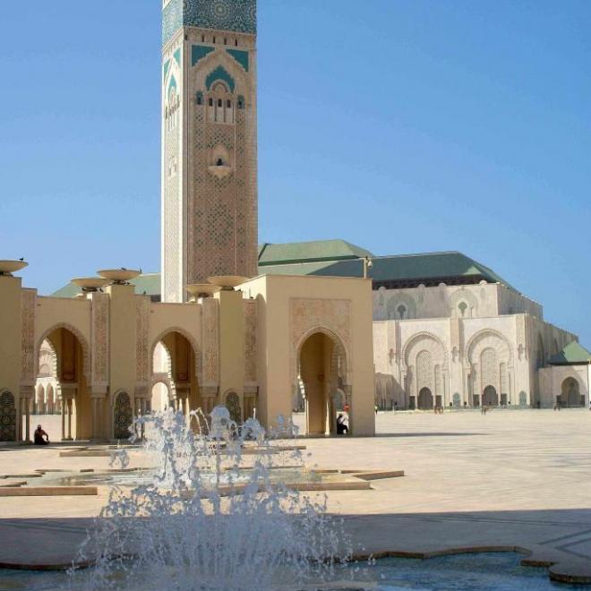 Mosquée Hassan II