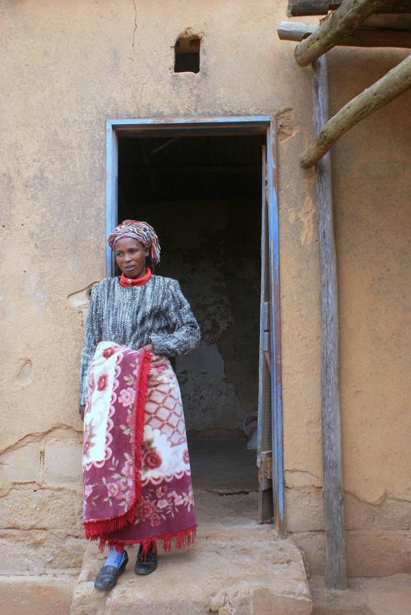 Femme du zwaziland