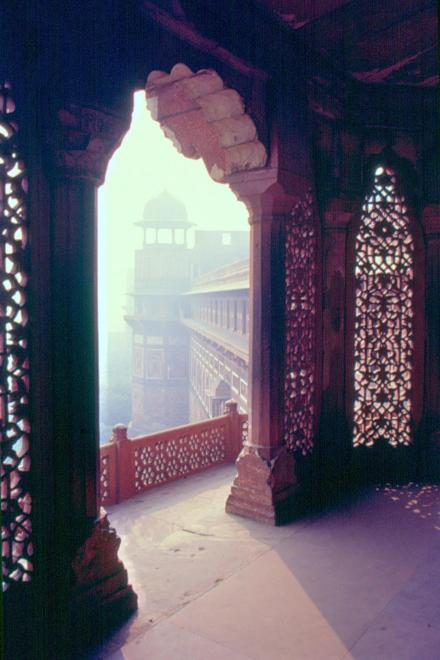 Fort d agra
