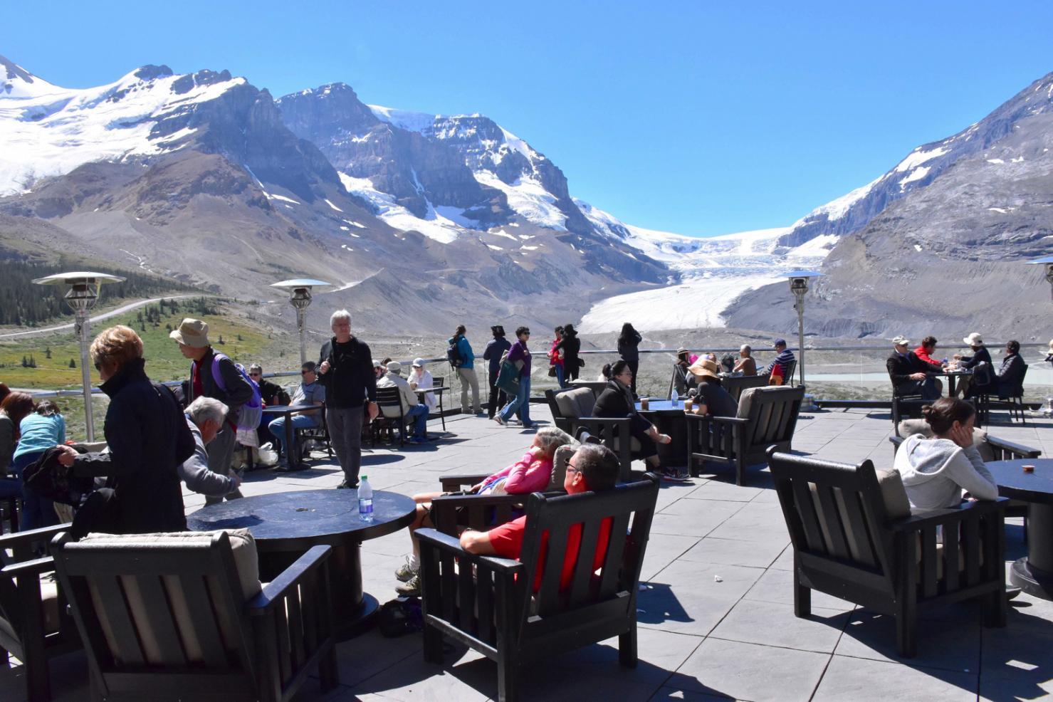 Glacier athabasca 2