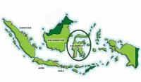Indonesia map 300x174