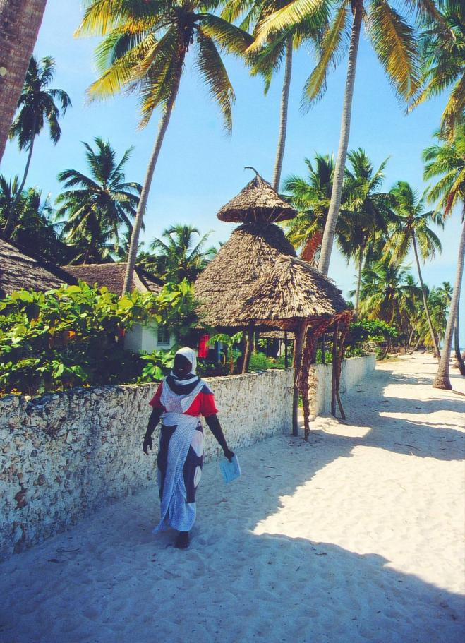 Jambiani beach 1