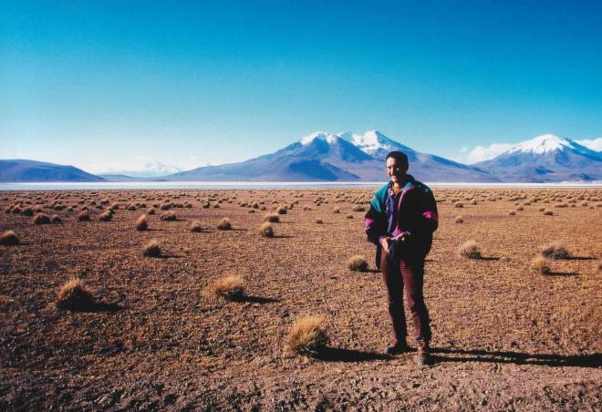 Sur l'altiplano chili