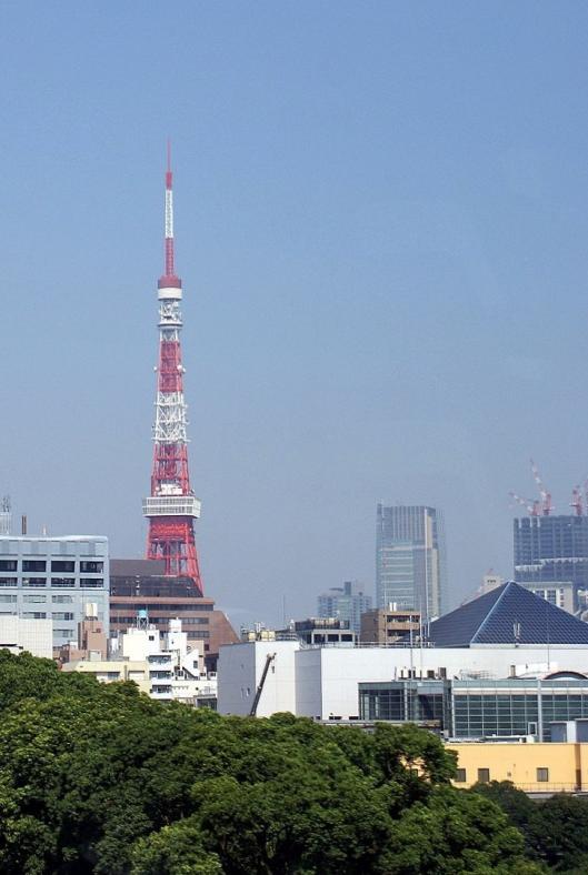 Tour eiffel de tokyo 1